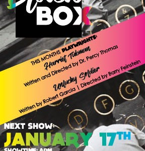 January 2018's Blackbox Show