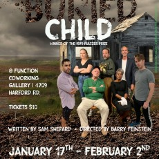 Great Reviews for Buried Child
